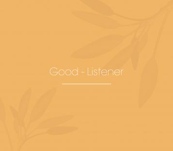 Good – Listener